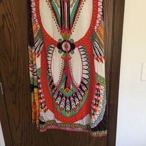 Flying Tomato Skirts - Boho maxi skirt
